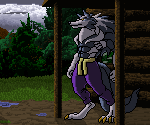 Jon Talbain and Smiley Thunderstorm by The-Coop