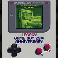 Legacy Game Boy 25th Anniversary cover by The-Coop