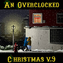 An OverClocked Christmas v.9 cover