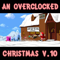 An OverClocked Christmas v.10 cover
