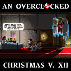 An OverClocked Christmas v.XII cover
