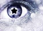 Glitter Bokeh Star Eye