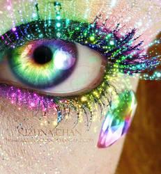 Cosmic Rainbow by Kizuna-chan