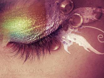 My Listless Butterfly by Kizuna-chan