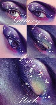 Galaxy Eye Stock Pack