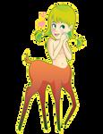 Oh Deer Me by jennyonjupiter