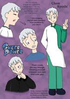 SP Character: Chem Kyoshi by Vye-Brante
