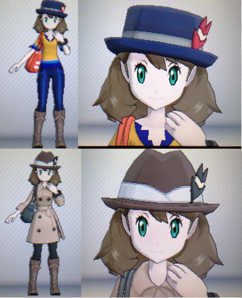 Pokemon Outfits 3 by Vye-Brante on DeviantArt