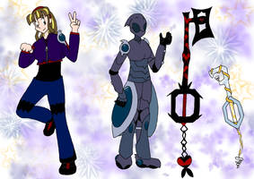 KH Vye Character Reference 1 by Vye-Brante