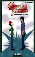 Sheer Power Book 1 Cover by Vye-Brante