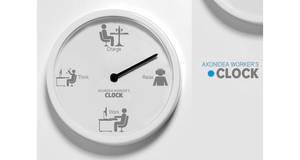 Axonidea Clock