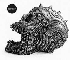 De Skull by phraisohn