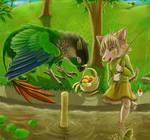 Fishing by JeMiChi