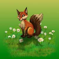 Little Vixen by JeMiChi
