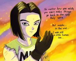 Human Enough by JeMiChi