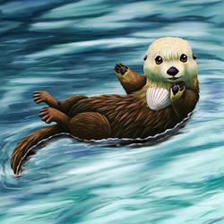 Aini Otter by JeMiChi