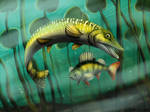 Two Fish by JeMiChi