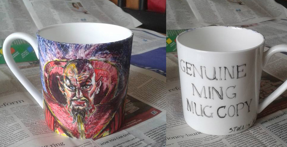 Return of Ming Mug by Puddingbat