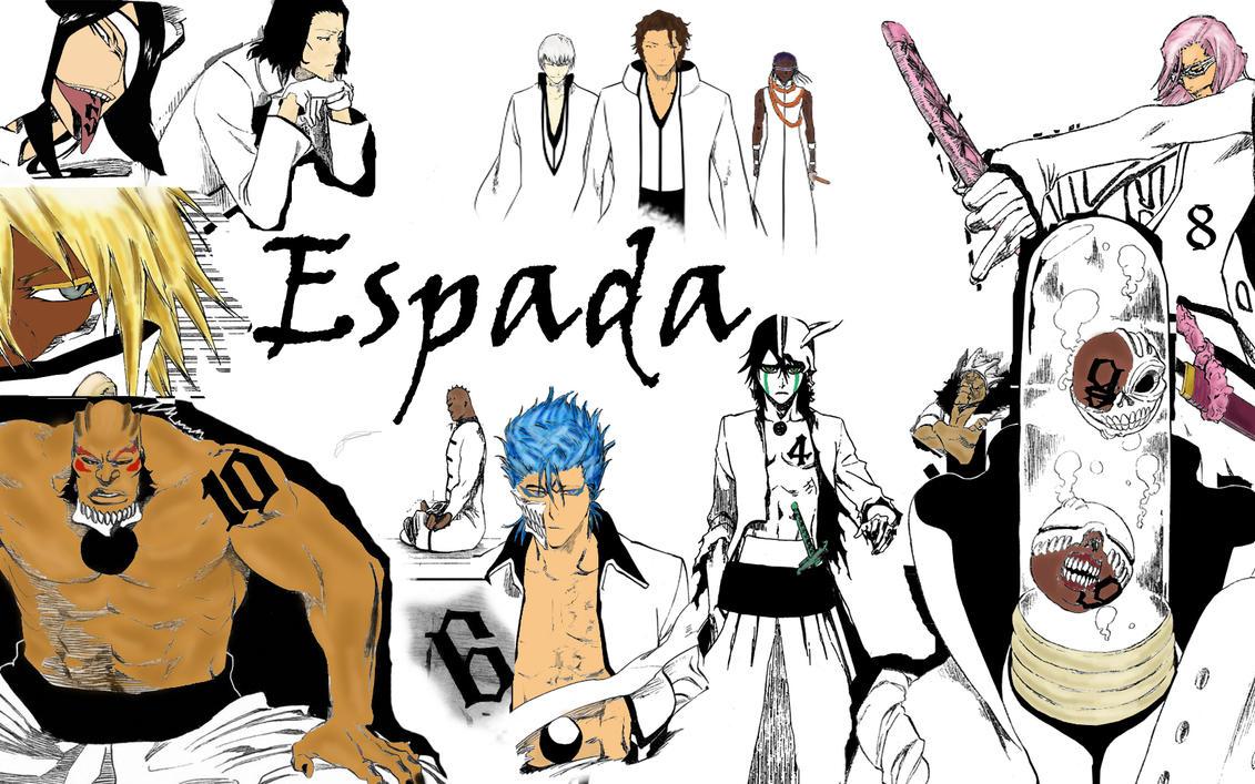 Bleach Espada drawings Barragan Luisenbarn wallpaper ...  |Bleach Wallpaper Espada 2