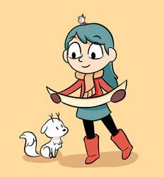 Hilda by gksrhkdtmd
