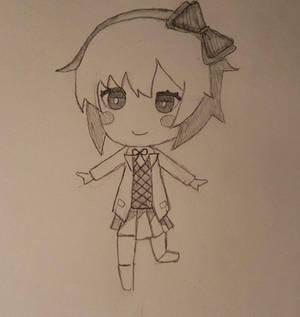 Doki Doki Literature Club: Sayori