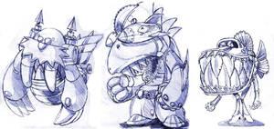 Warmup - robots