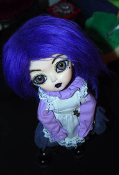 Anel's face up