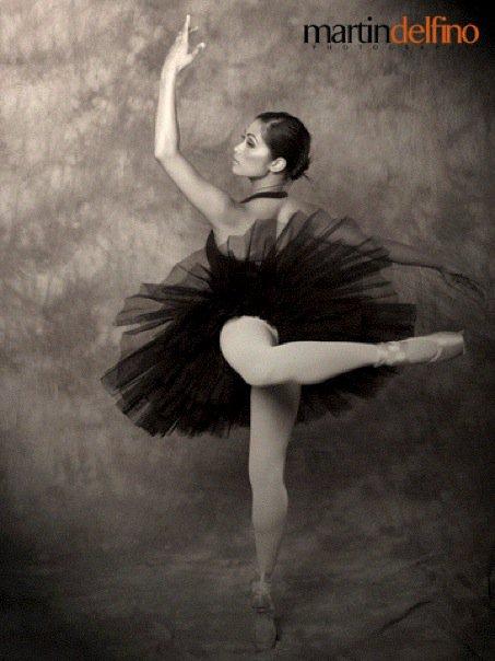 ballet attitude derriere by Mariko-Cho on DeviantArt