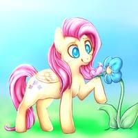 Fluttershy by Smushey