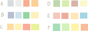 Color Schemes 2 -Free to Use-