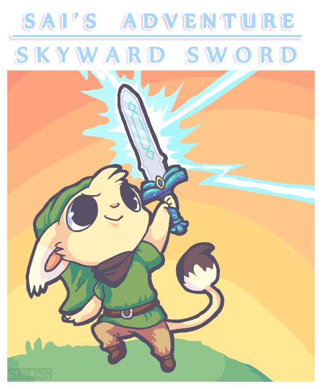 Sai's Adventure - Skyward Sword! by Smushey