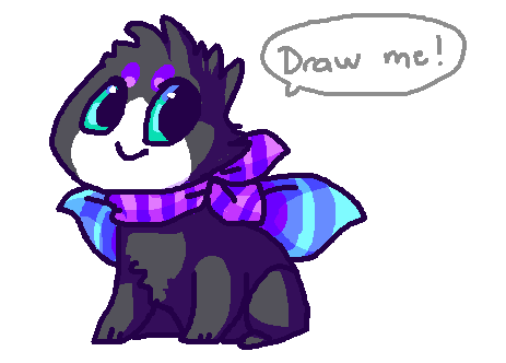 Draw to adopt ENDED by Smushey