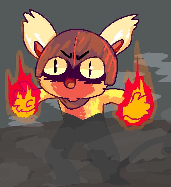 SKYRIM BURN BBY BURN by Smushey