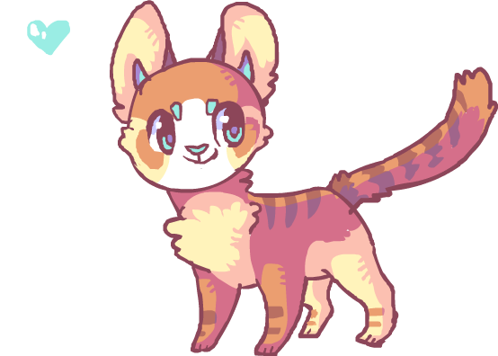 Design for Magicpawed by Smushey