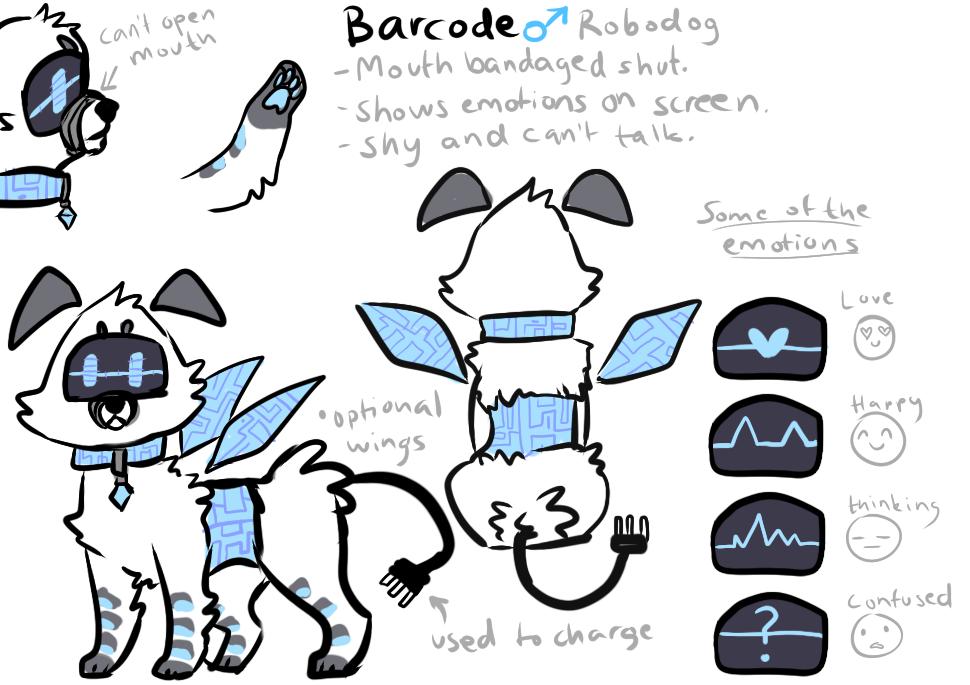 Barcode Ref 2013 by Smushey