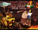 Simpsons twisted metal