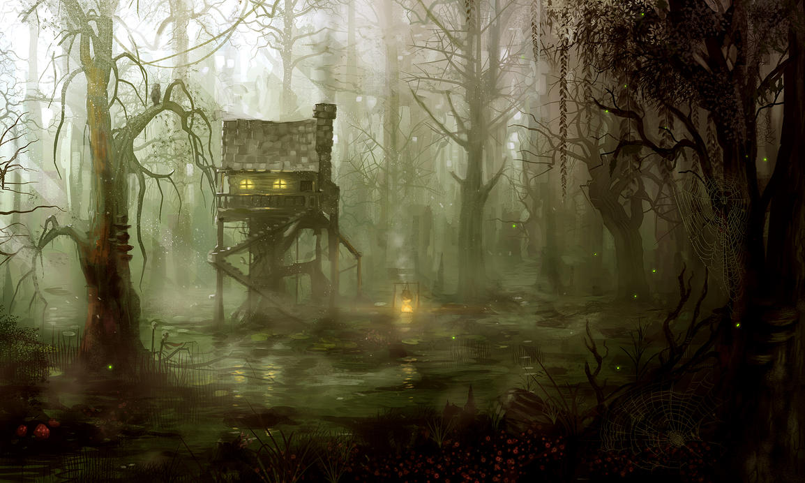 a scary place in louisiana woods essay Today we'll be going through 10 haunted houses that are actually real  24 scary cryptid stories  haunted places in louisiana.