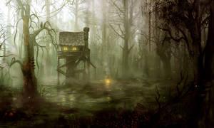 Swamp by AlexRaspad