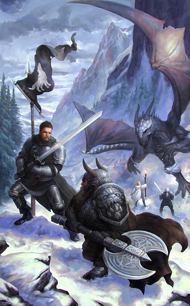Alderidon Wolves by AlexRaspad