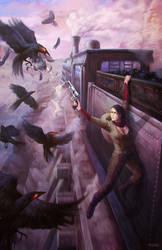 Nina Weaver2 by AlexRaspad