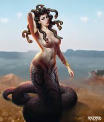 Medusa by AlexRaspad