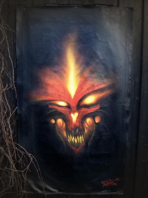 Diablo by luke046