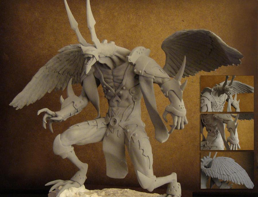 Warhammer - Tzeentch 01 by felixdasilva