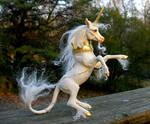 Heraldic Unicorn II - 2