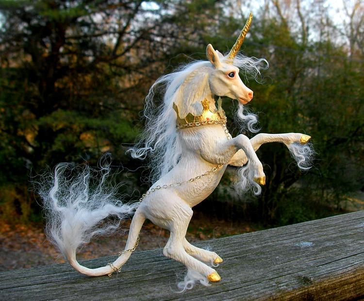 Heraldic Unicorn II - 2 by SovaeArt