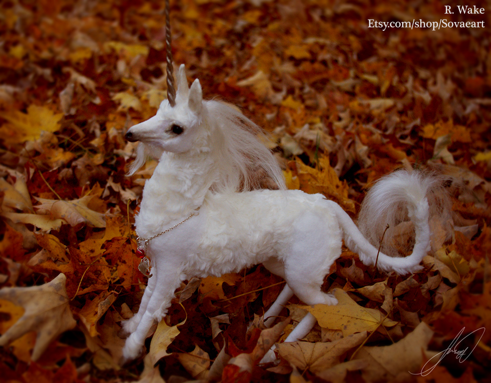 Soft Sculpted Unicorn By SovaeArt On DeviantArt