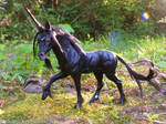 Unicorn Sculpture: Aljan I