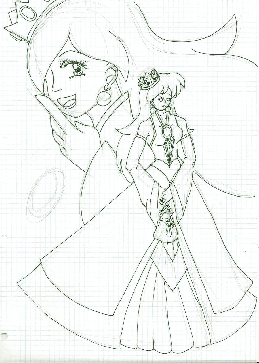 princesa para mi sobrina VIP by Silka