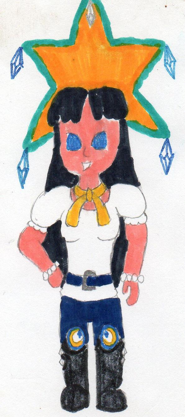 Kalani of the Star Sistas by DBCDude01