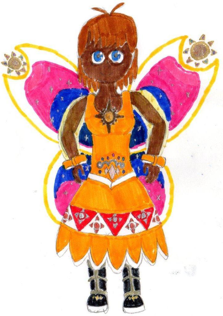 Sun Fairy Contest Entry by DBCDude01